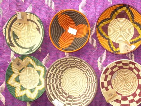 Samples of basket items 1