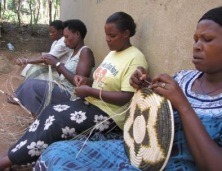 WomenMakingBaskets